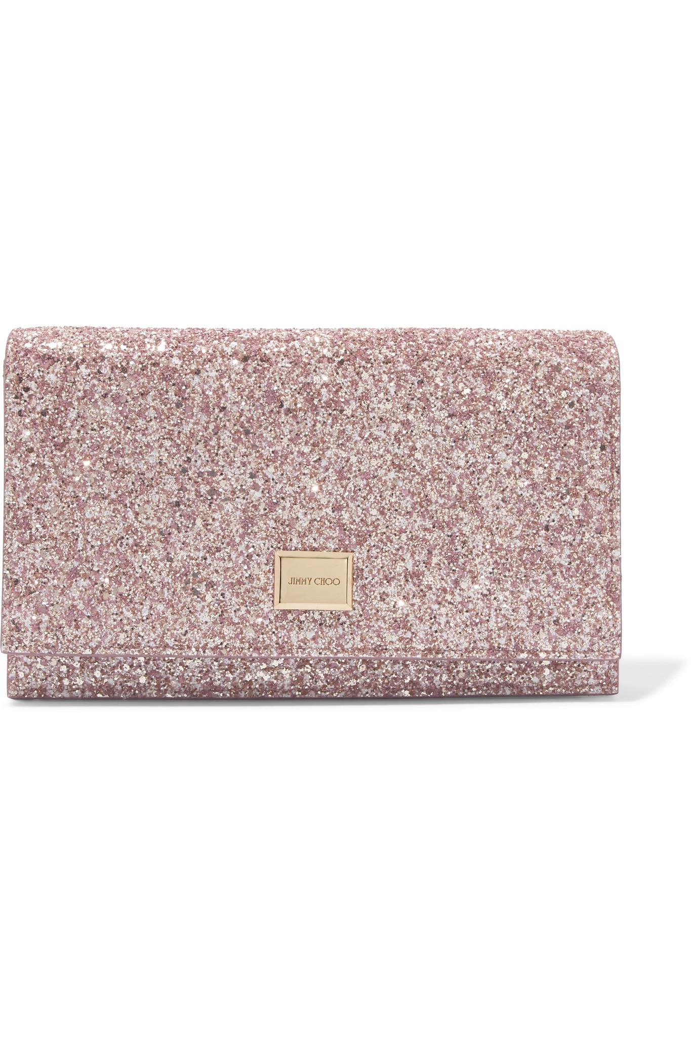 85fd5f580d04 jimmy-choo-pink-Lizzie-Glittered-Leather-Clutch.jpeg