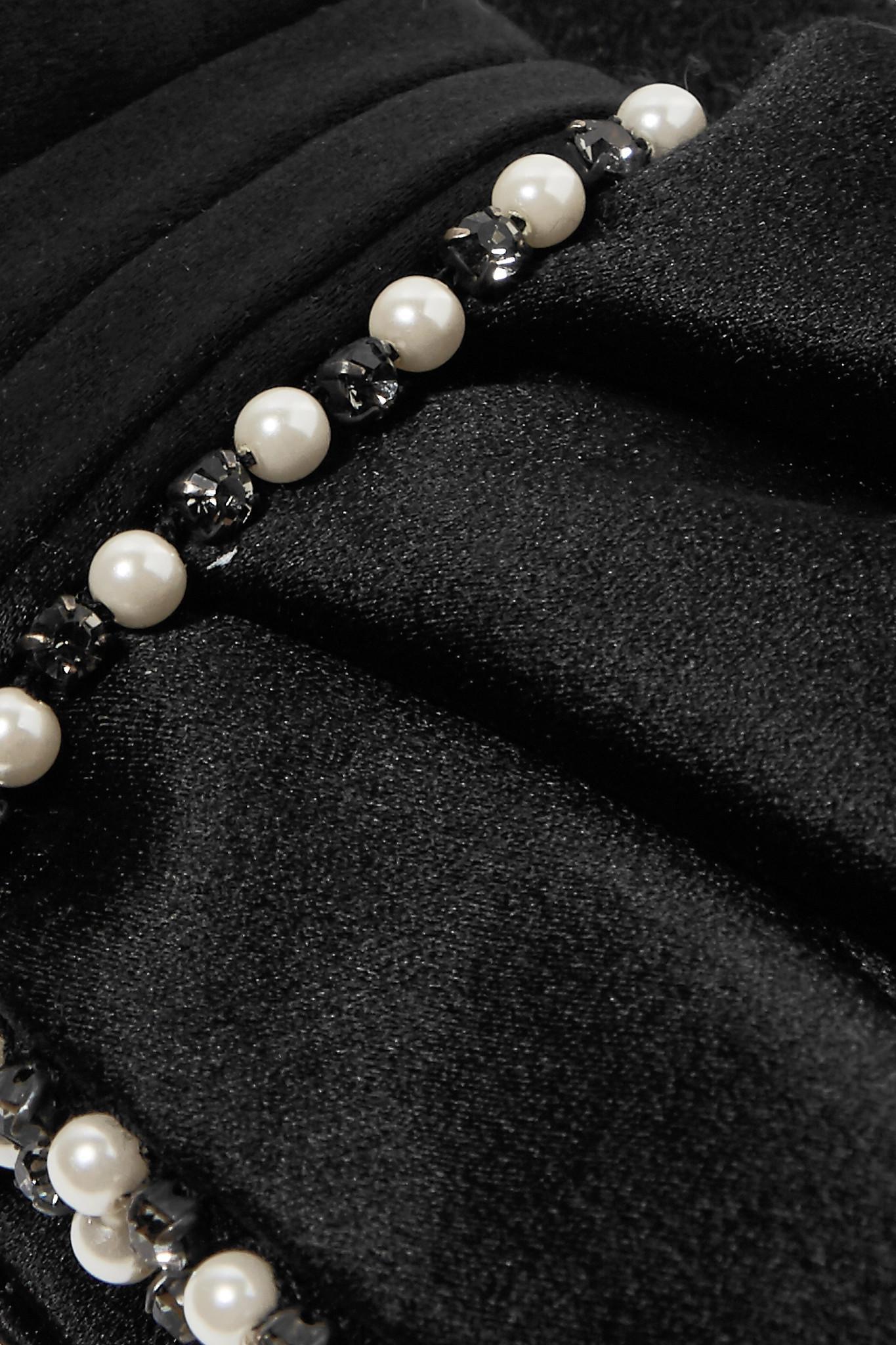 6c00ee2ec Gucci - Black Faux Pearl