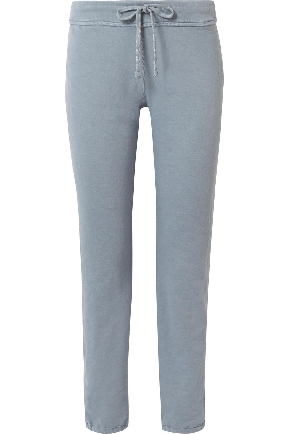 2018 For Sale Genie Supima Cotton-terry Track Pants - Black James Perse Buy Online Cheap Sale Outlet gZSEZIVAn