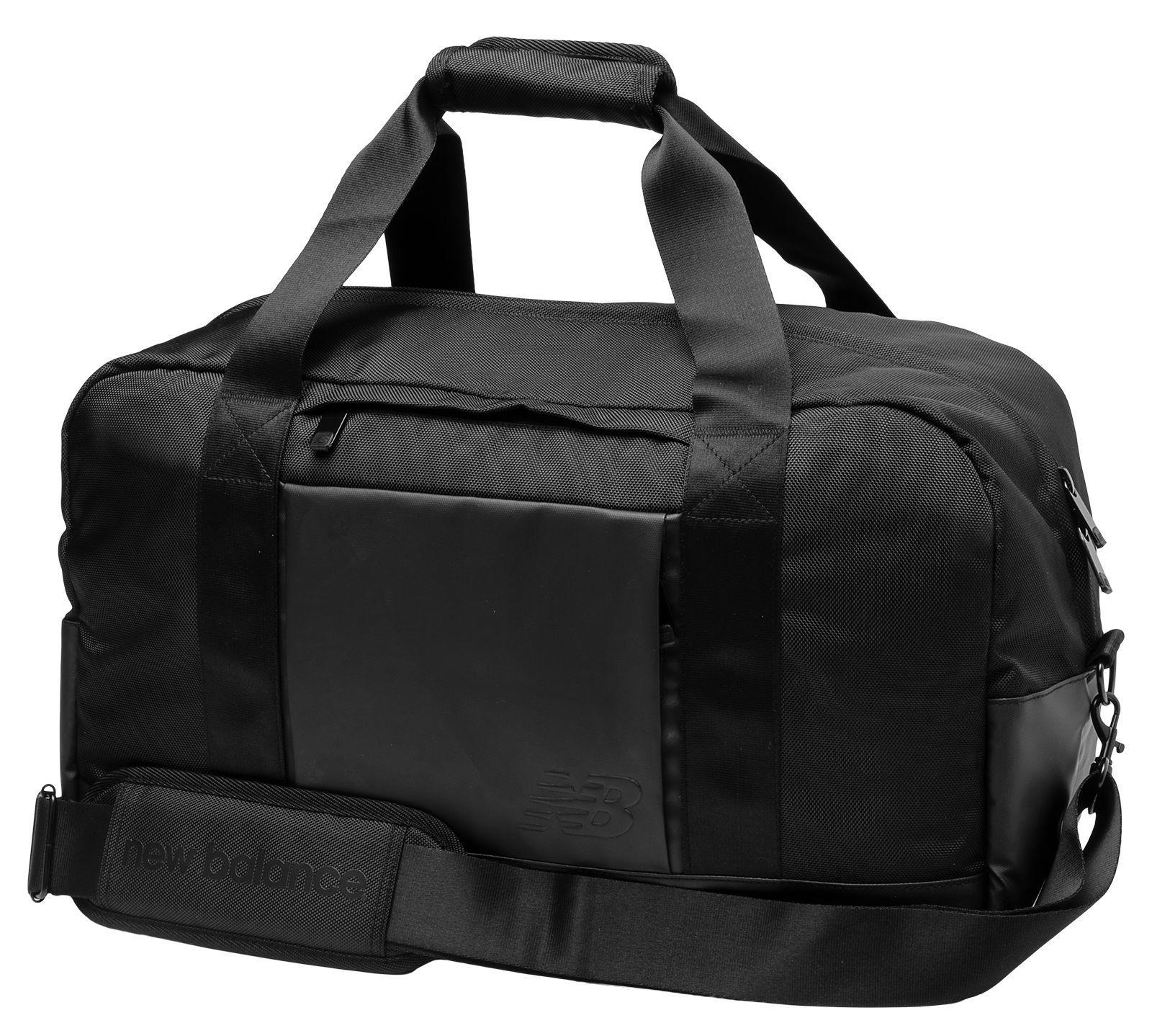 Lyst - New Balance Omni Duffel Bag in Black for Men f9f2030aa1139