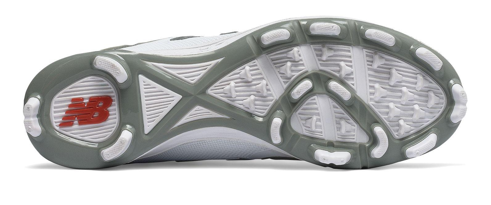de0bcaf47 New Balance Mid-cut 3000v3 Tpu Molded Cleat in Gray for Men - Lyst
