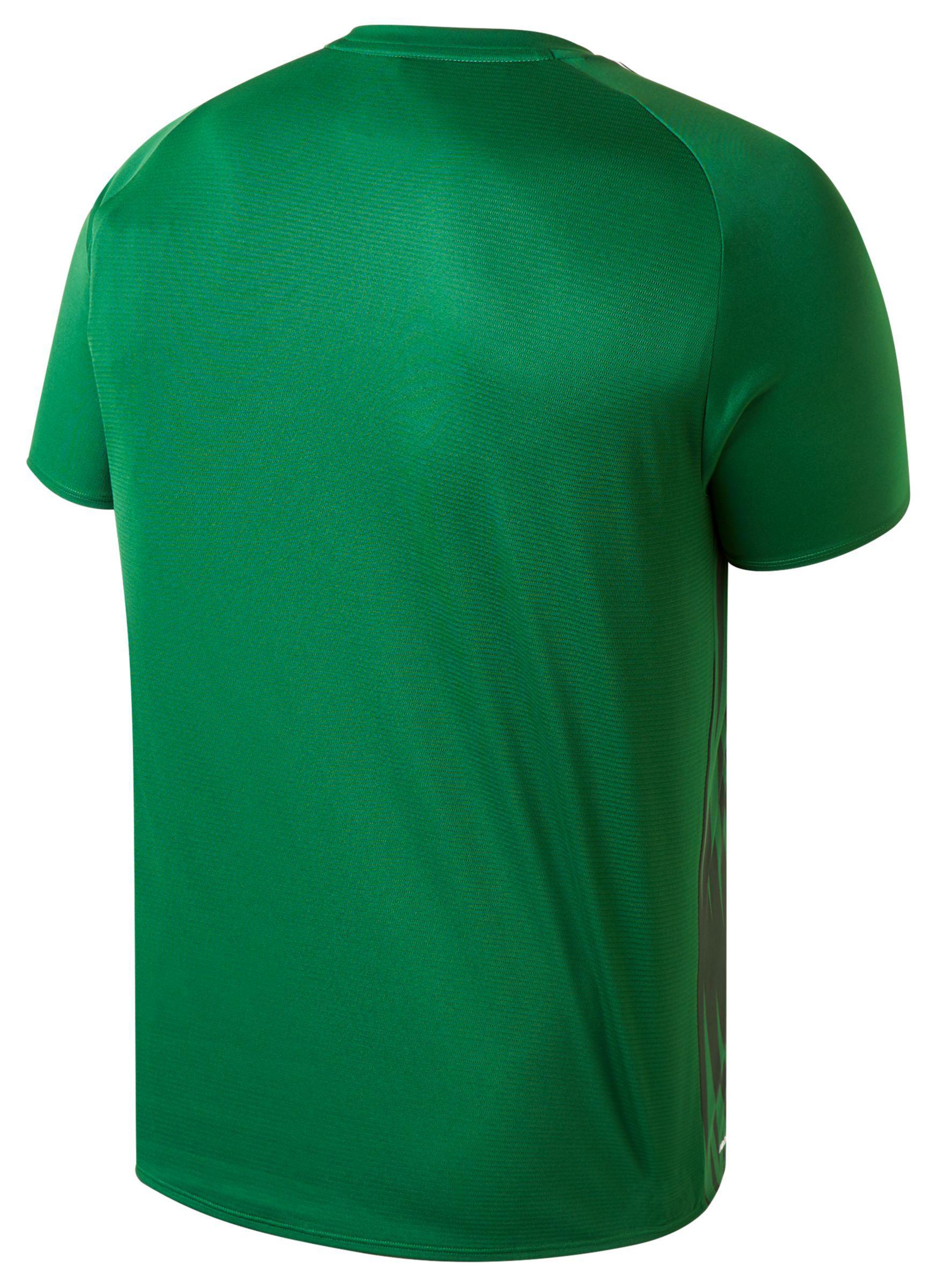 a6b610acf New Balance - Green Celtic Fc Elite Training Match Day Jersey for Men -  Lyst. View fullscreen