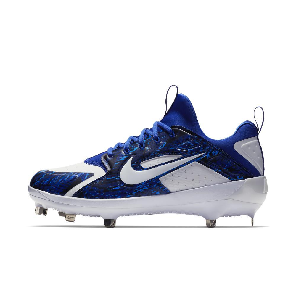 new products 38c50 1fcf2 ... discount lyst nike alpha huarache elite low mens baseball cleats in  blue b0b03 ed380