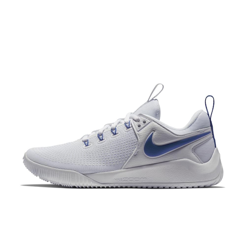 db3ed75aeebe Nike - White Zoom Hyperace 2 Volleyball Shoe - Lyst. View fullscreen