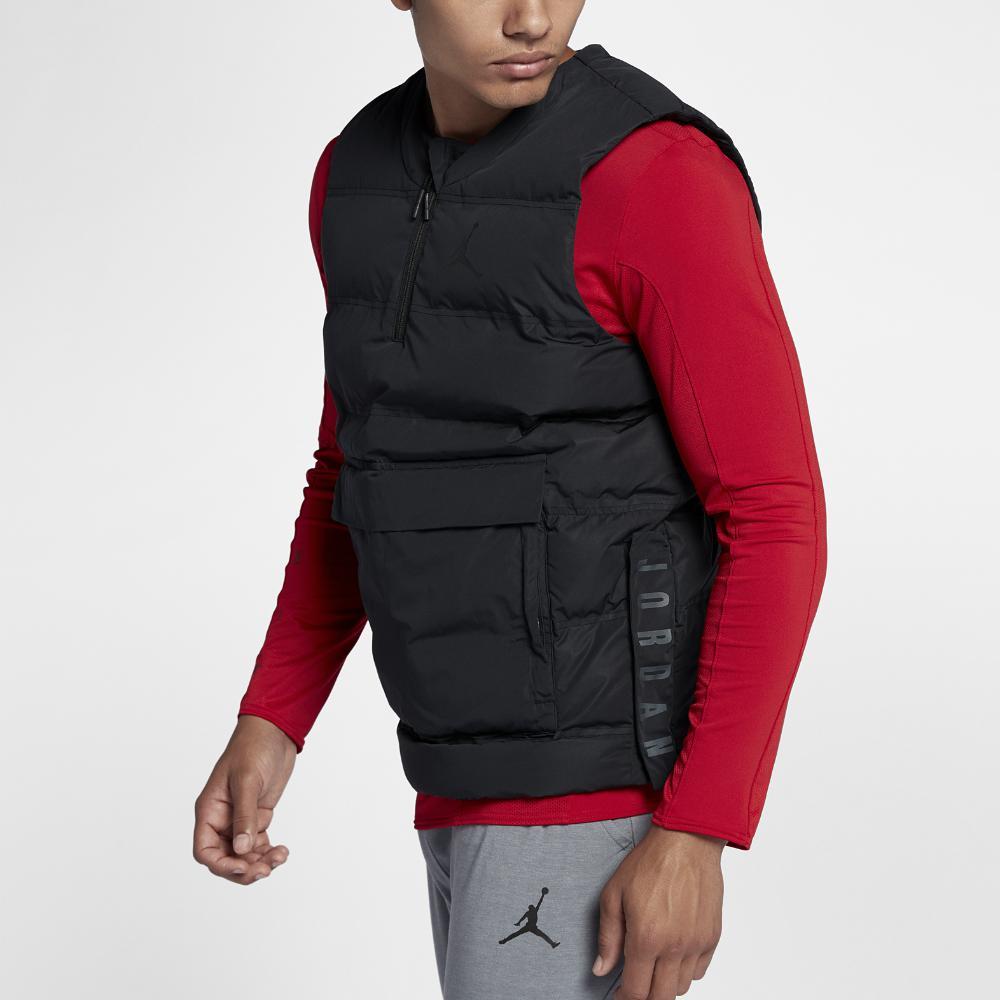 914fb4dcef1b Nike. Black 23 Tech Men s Training Vest ...