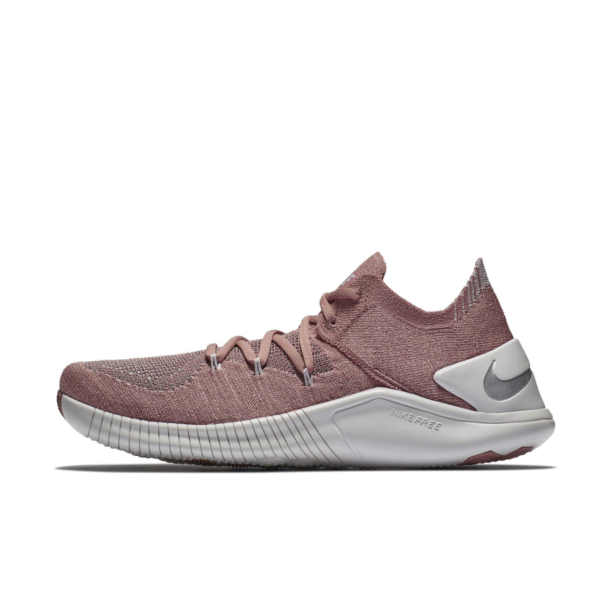 15ad3d5aa402c Nike. Women s Purple Free Tr Flyknit 3 Lm Gym hiit cross Training Shoe