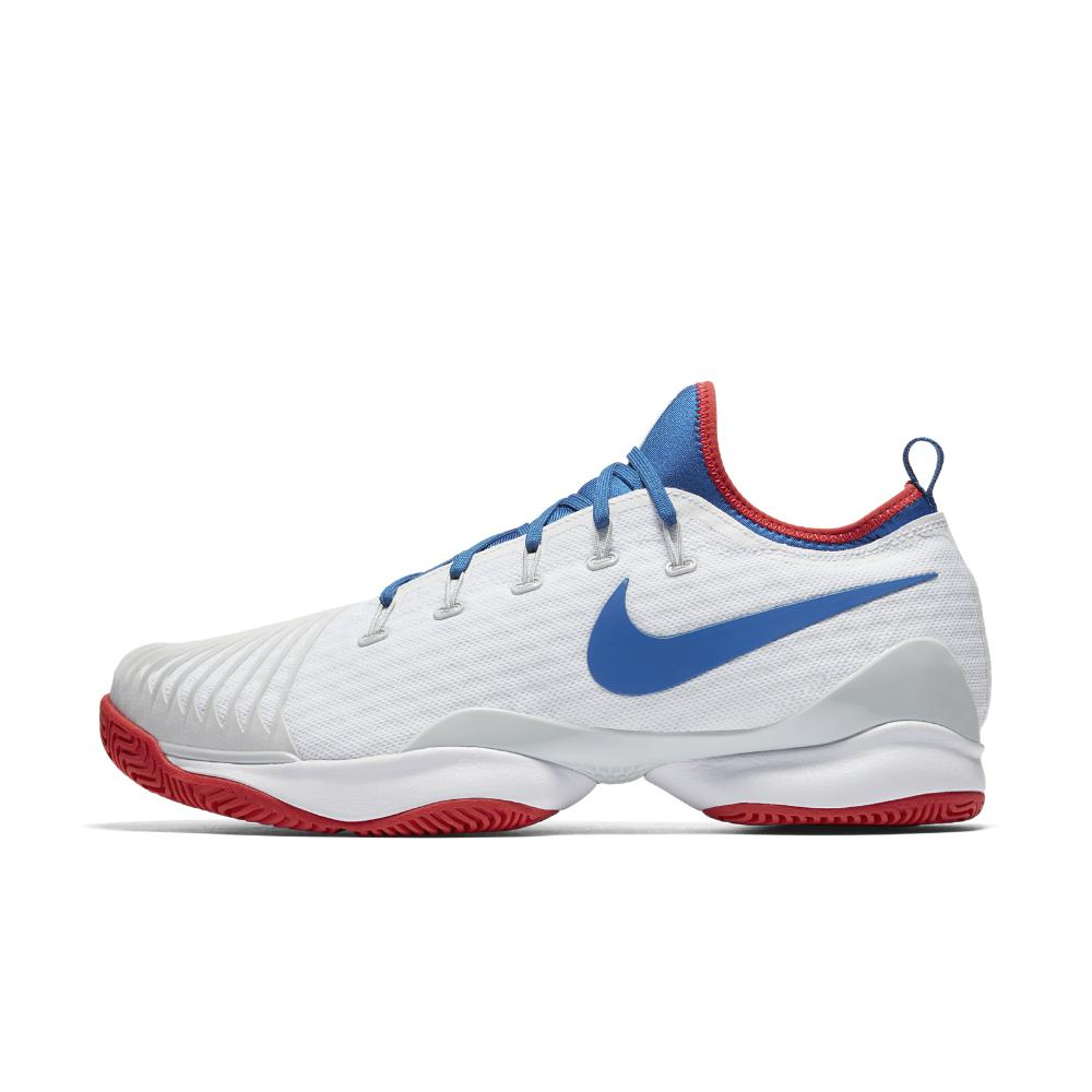 on sale fa855 d2c8e Lyst - Nike Court Air Zoom Ultra React Men s Tennis Shoe in White ...