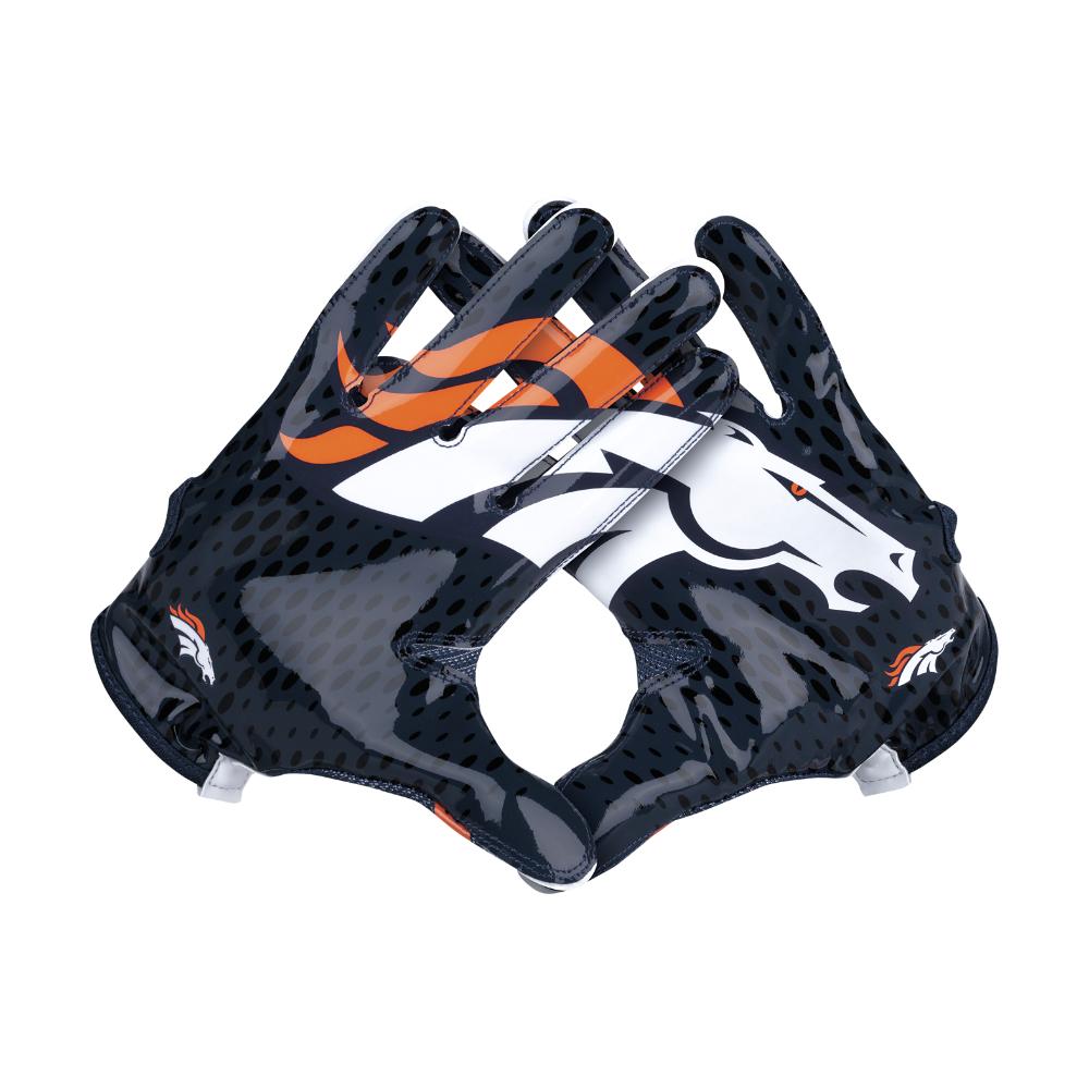 Nike Vapor Knit Nfl Broncos Men S Football Gloves In