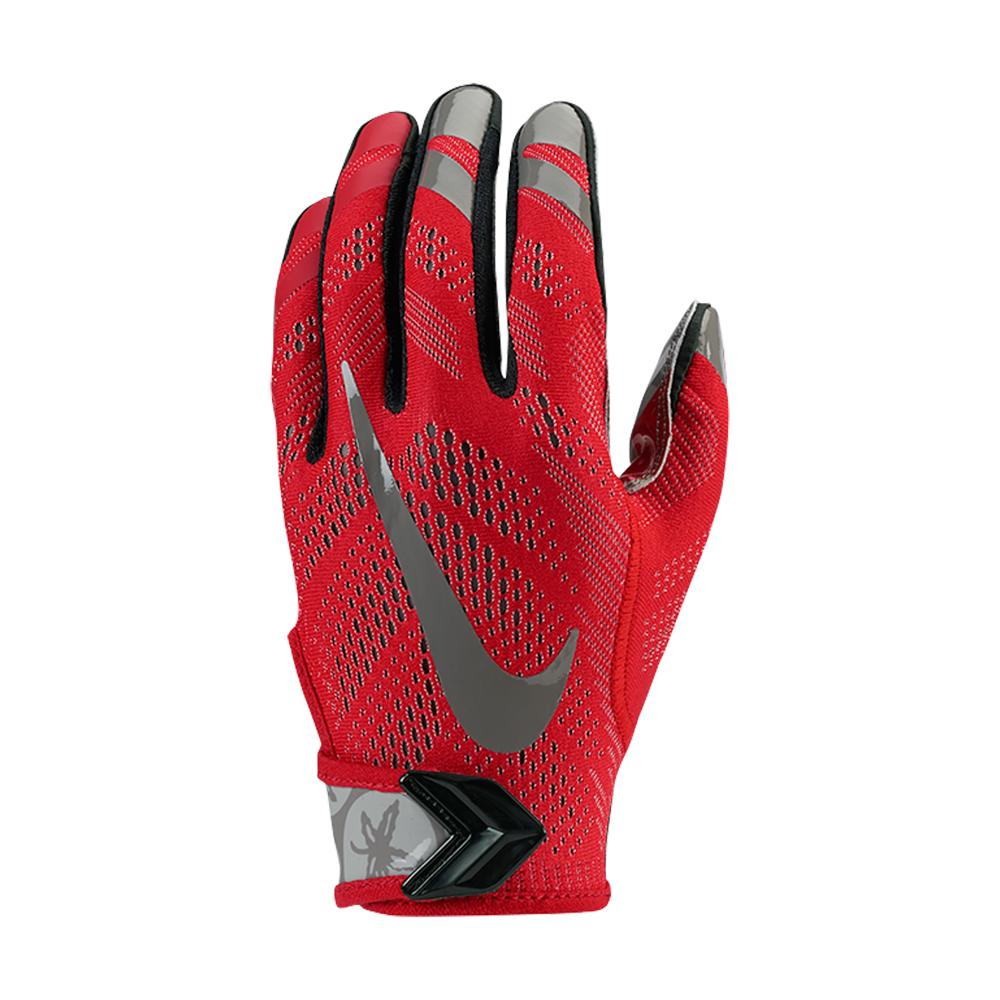 Lyst - Nike Vapor Knit (ohio State) Men s Football Gloves in Red for Men 09c2ee971