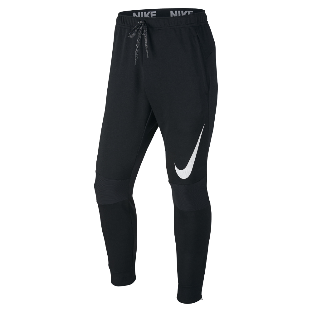 Nike Dri Fit Cuffed Men S Training Pants In Black For Men