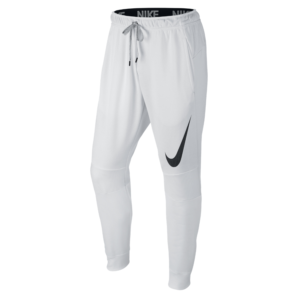fcd70c55e385 Lyst - Nike Dri-fit Cuffed Men s Training Pants in White for Men