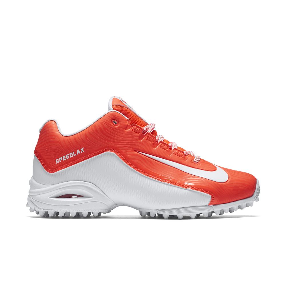 3710be3893fe1 Lyst - Nike Speedlax 5 Turf Women's Lacrosse Cleat in White