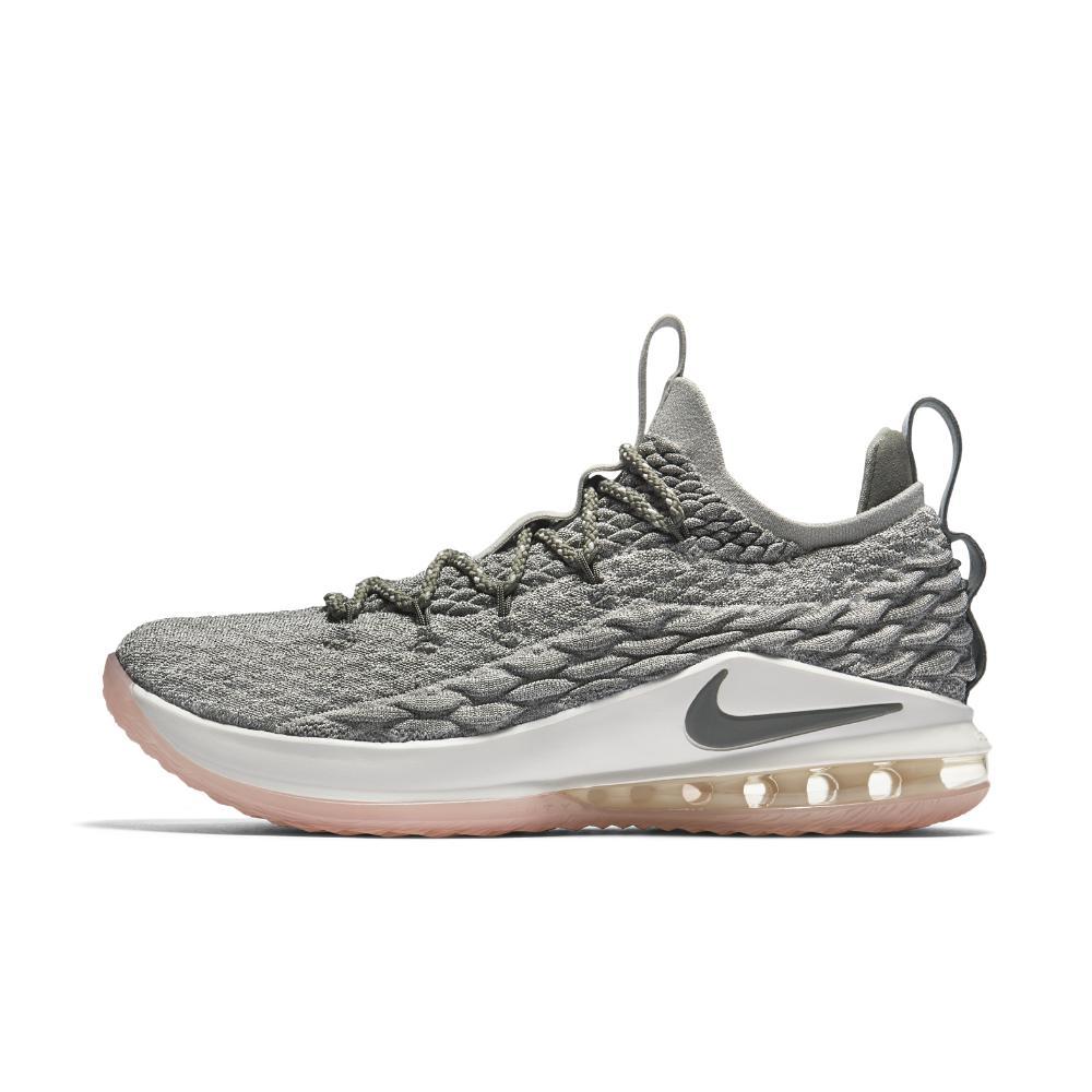 Lyst Nike Lebron 15 Bajo En La Zapatilla De Baloncesto En Bajo Gris Para Hombres 3bd583