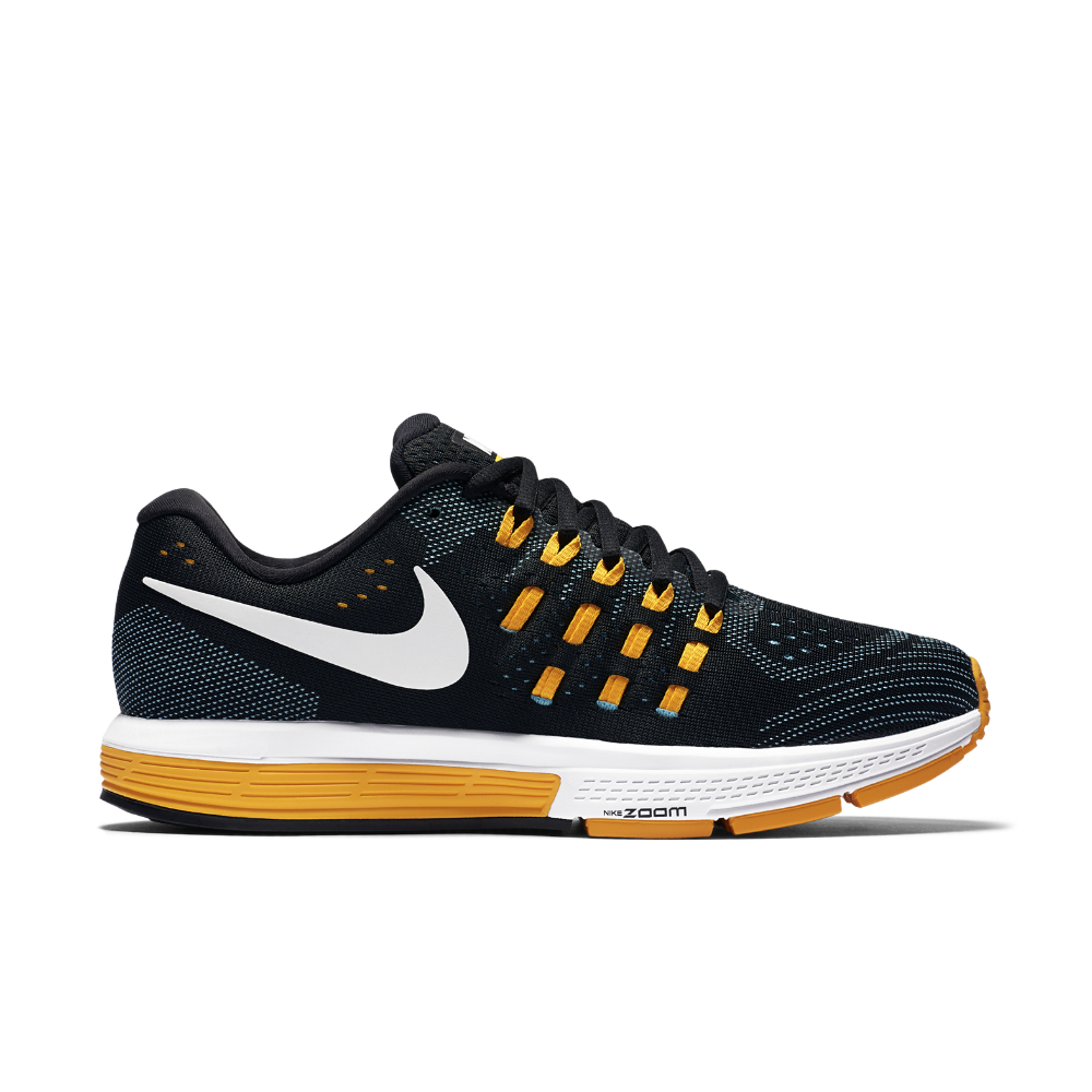 nike zoom vomero womens black gold