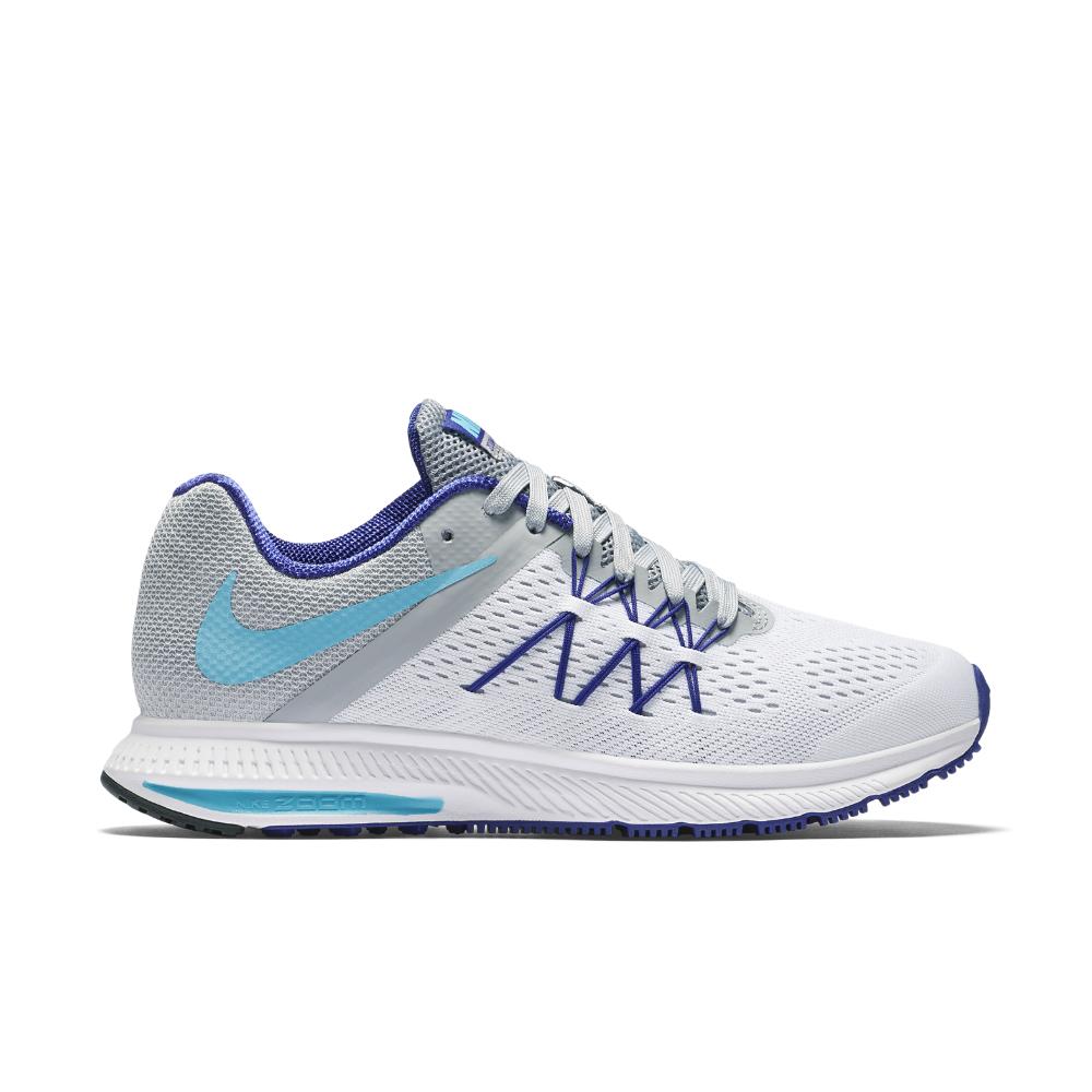 Creative Nike Zoom Winflo 2 Women39s Running Shoe WhiteVoltage GreenHyper Pink