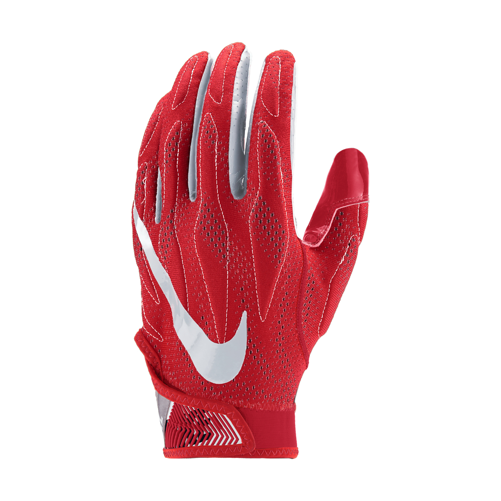 Nike Superbad 4 Men's Football Gloves in Red for Men