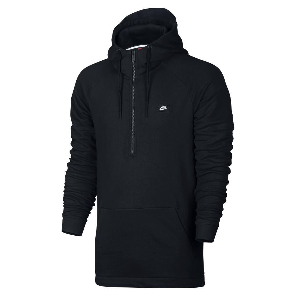 Nike Sportswear Modern Men's Hoodie in Black for Men | Lyst