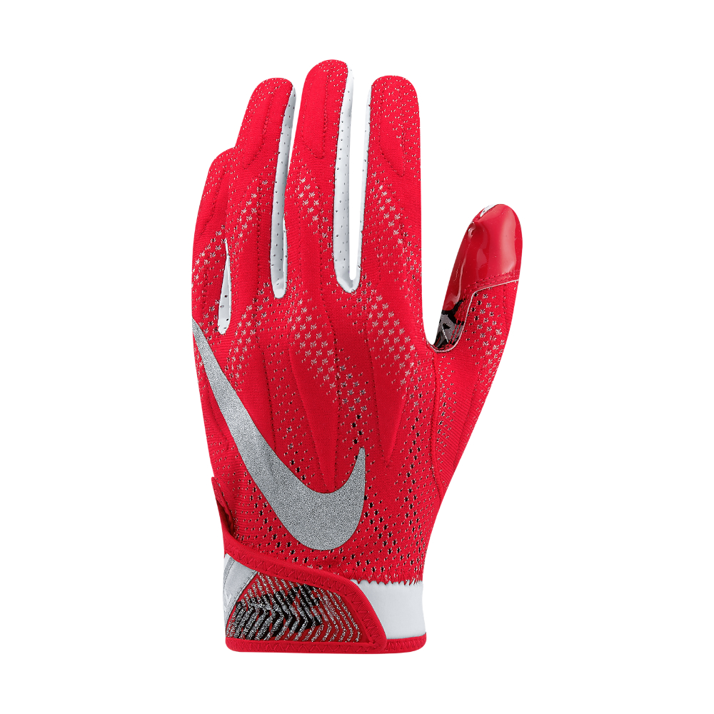Nike Football Gloves: Nike Superbad 4 Le Men's Football Gloves In Red For Men