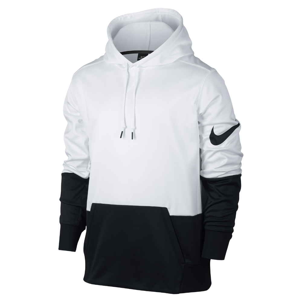 b1014e3260ae Lyst - Nike Football Men s Training Hoodie in Black for Men