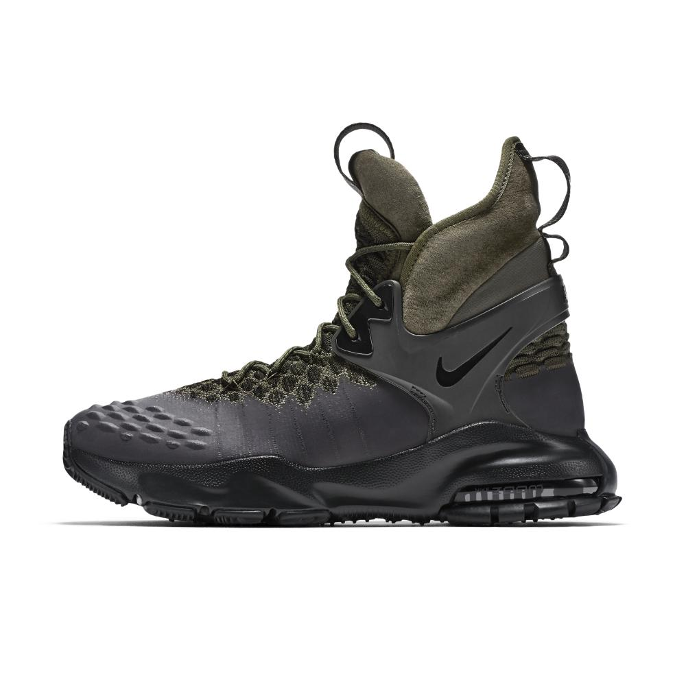 461db558c78ab Lyst - Nike Lab Acg Air Zoom Tallac Flyknit Men s Boot in Black for Men