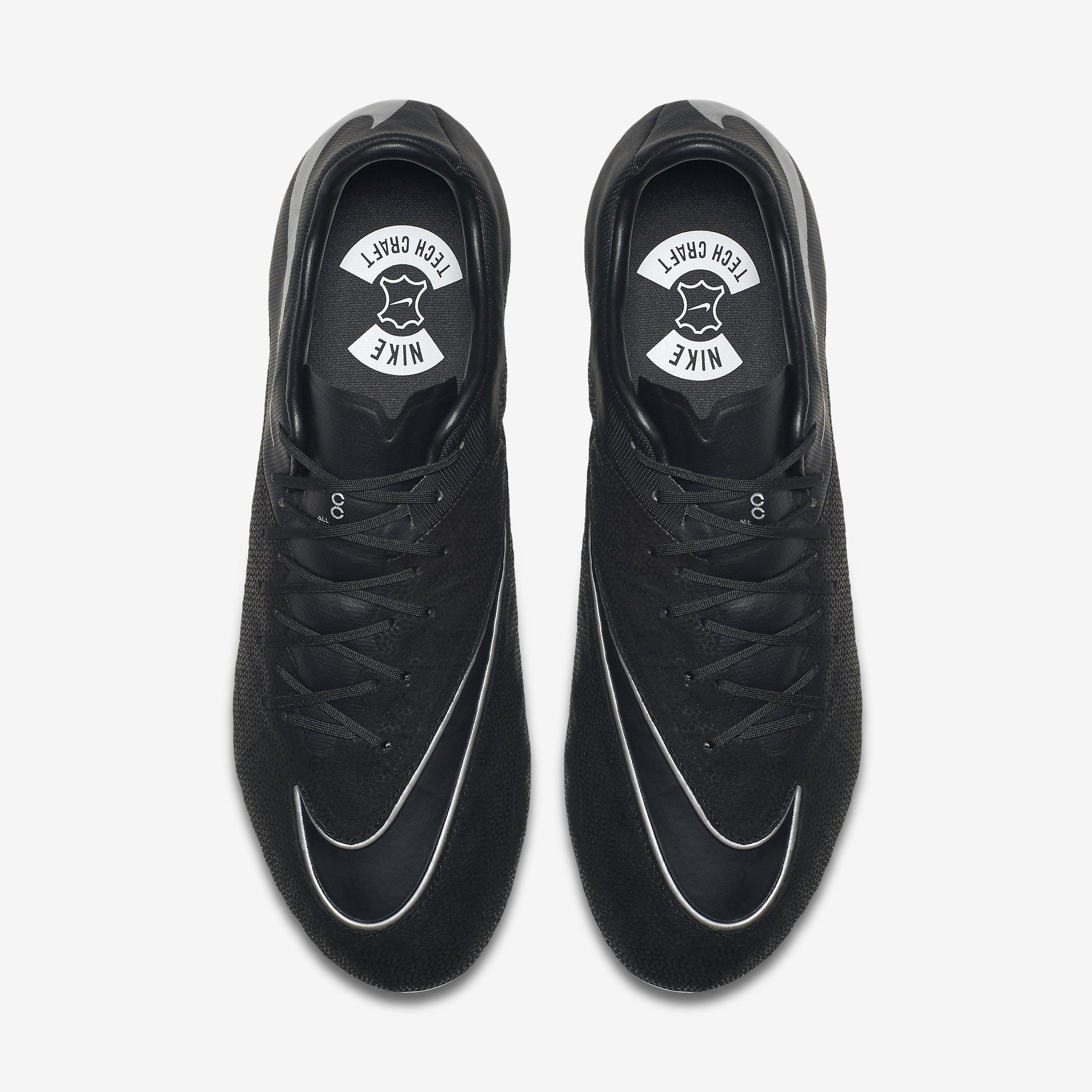 12091611805b Nike Hypervenom Phinish Tech Craft 2.0 Fg in Black for Men - Lyst