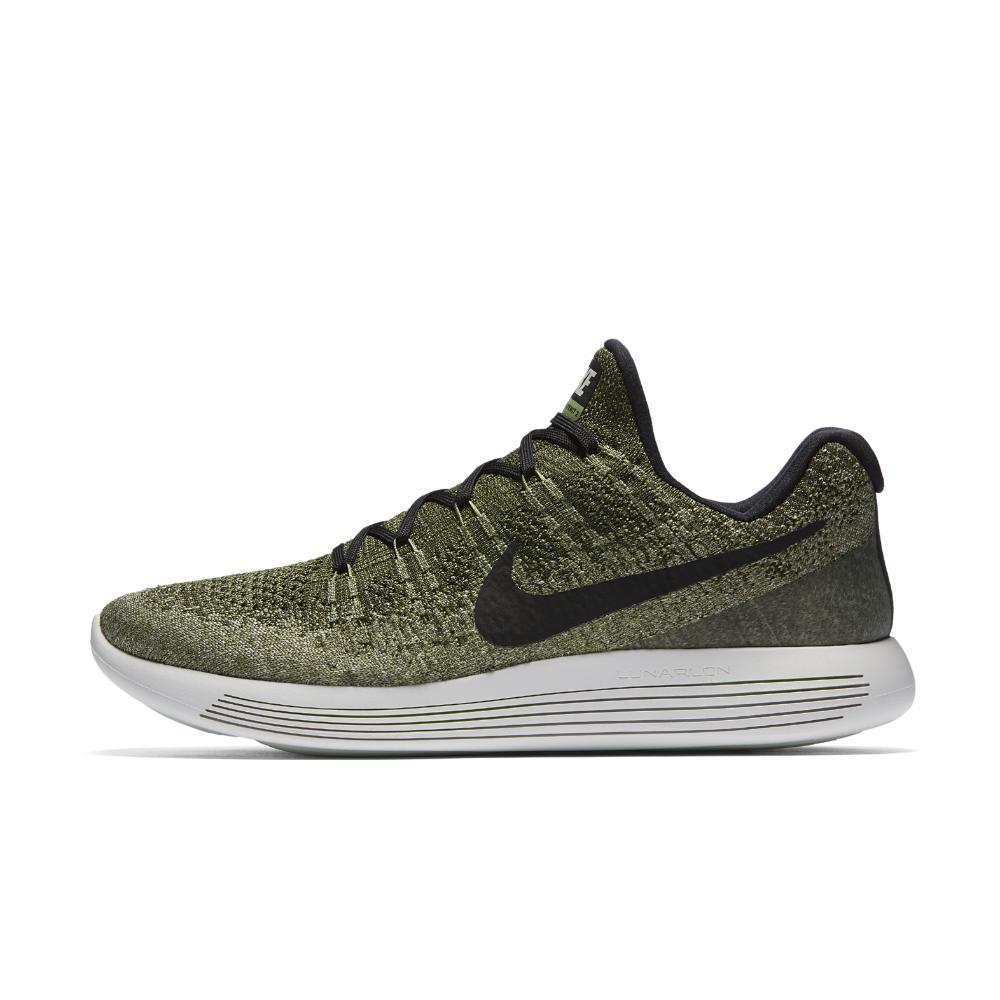 Nike Lunarepic Low Flyknit  Men S Running Shoe