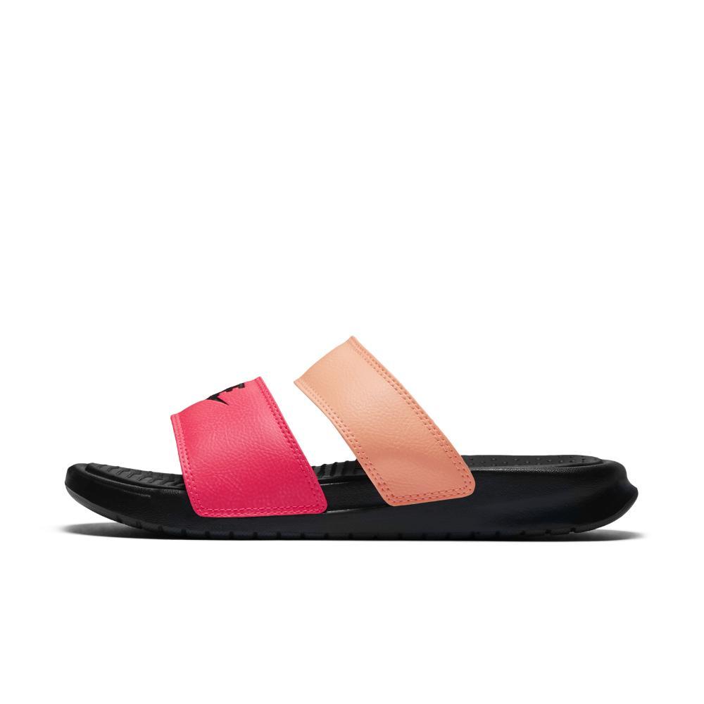 Nike Benassi Duo Ultra Women S Slide Sandal Lyst