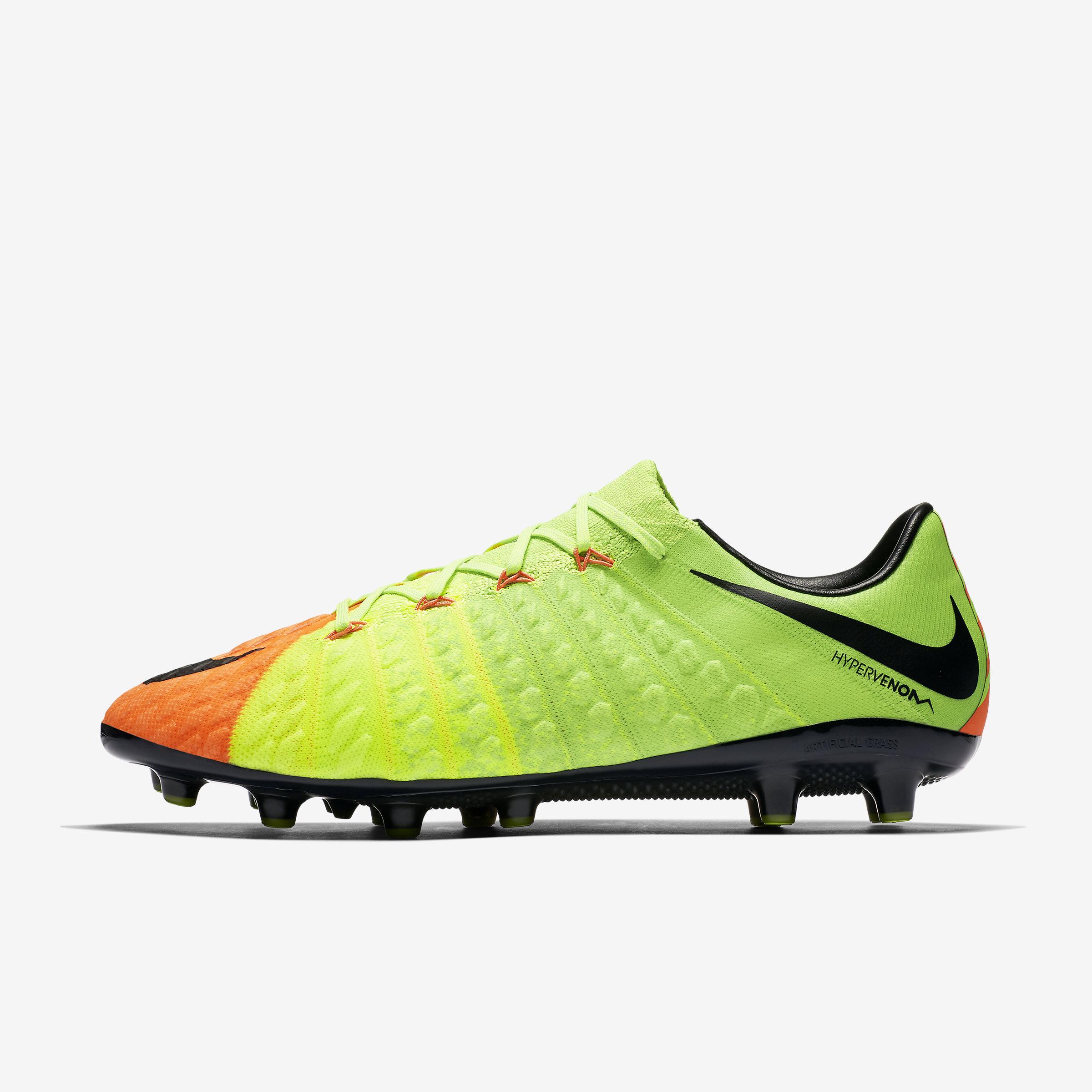 the latest a2639 4a8a5 Nike - Green Hypervenom Phantom 3 Ag-pro for Men - Lyst