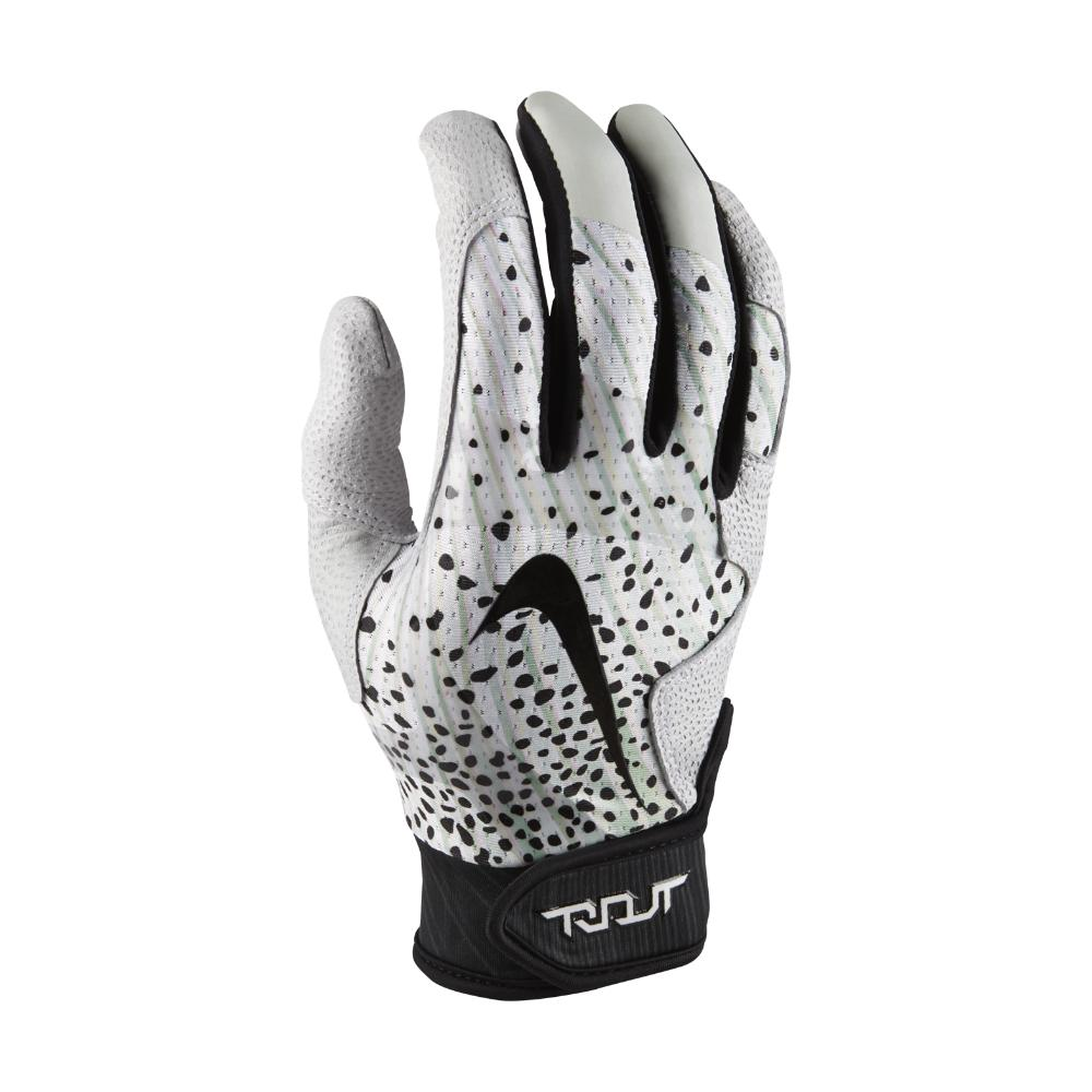 Nike Batting Gloves Orange: Nike Trout Pro Baseball Batting Gloves In Metallic For Men