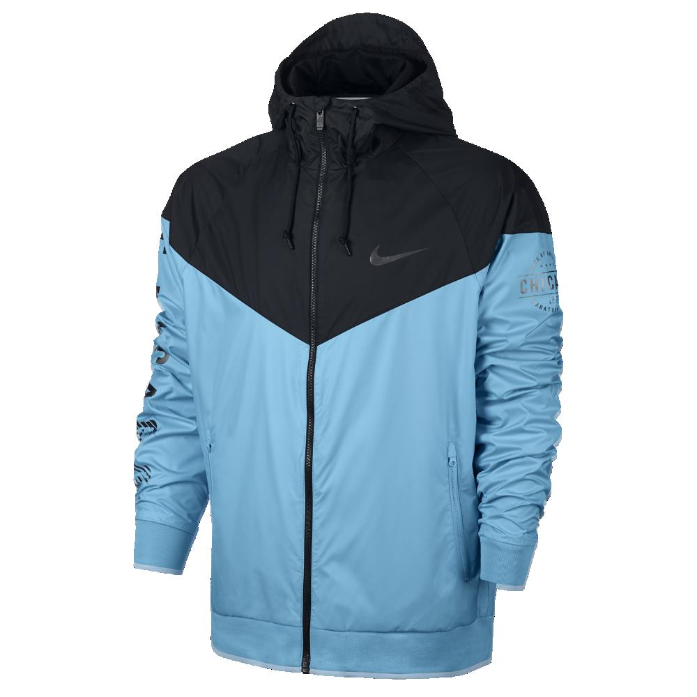 1844accaba82 Lyst - Nike Windrunner (chicago 2016) Finisher Men s Jacket in Blue ...