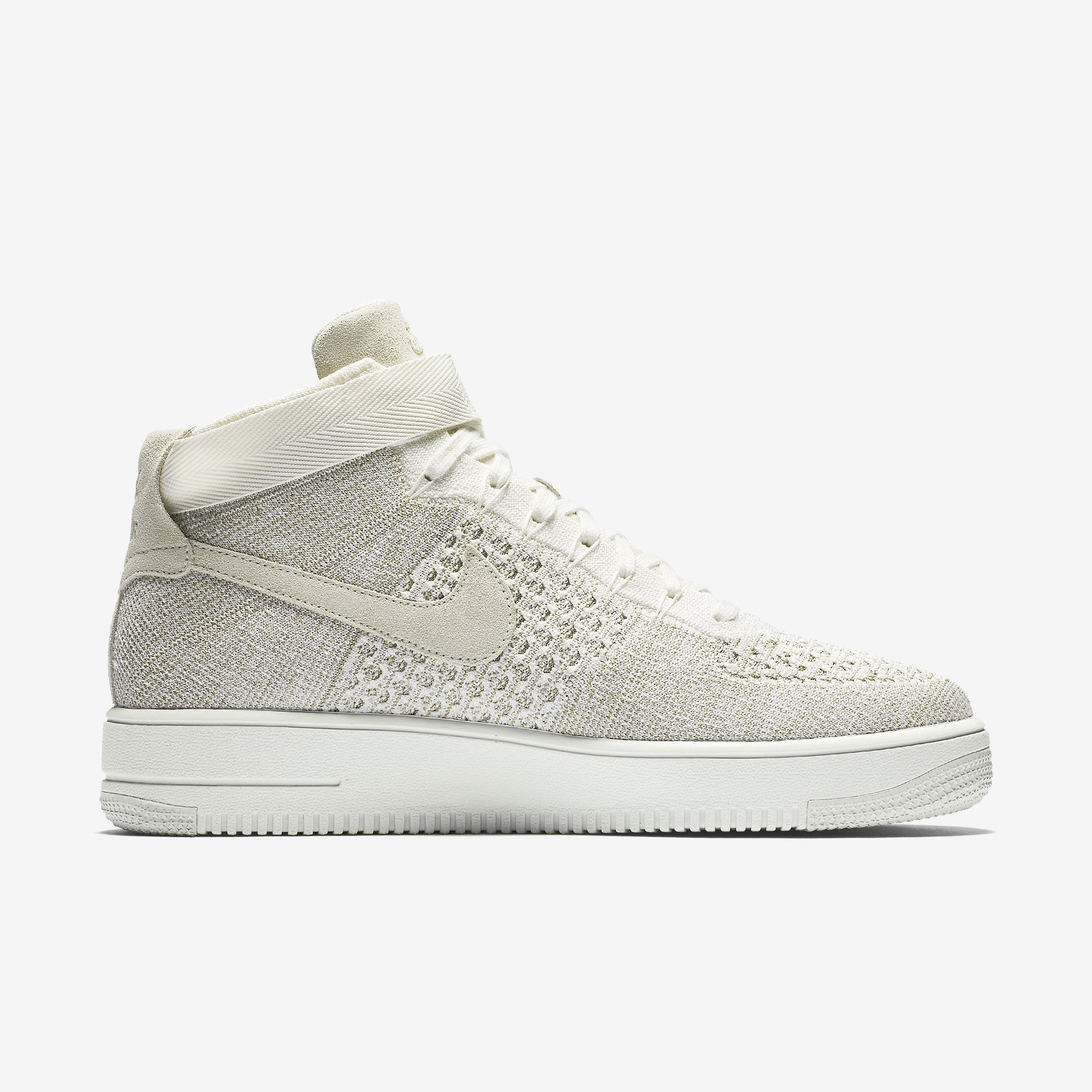 separation shoes ae969 129c9 Nike - Gray Air Force 1 Ultra Flyknit for Men - Lyst