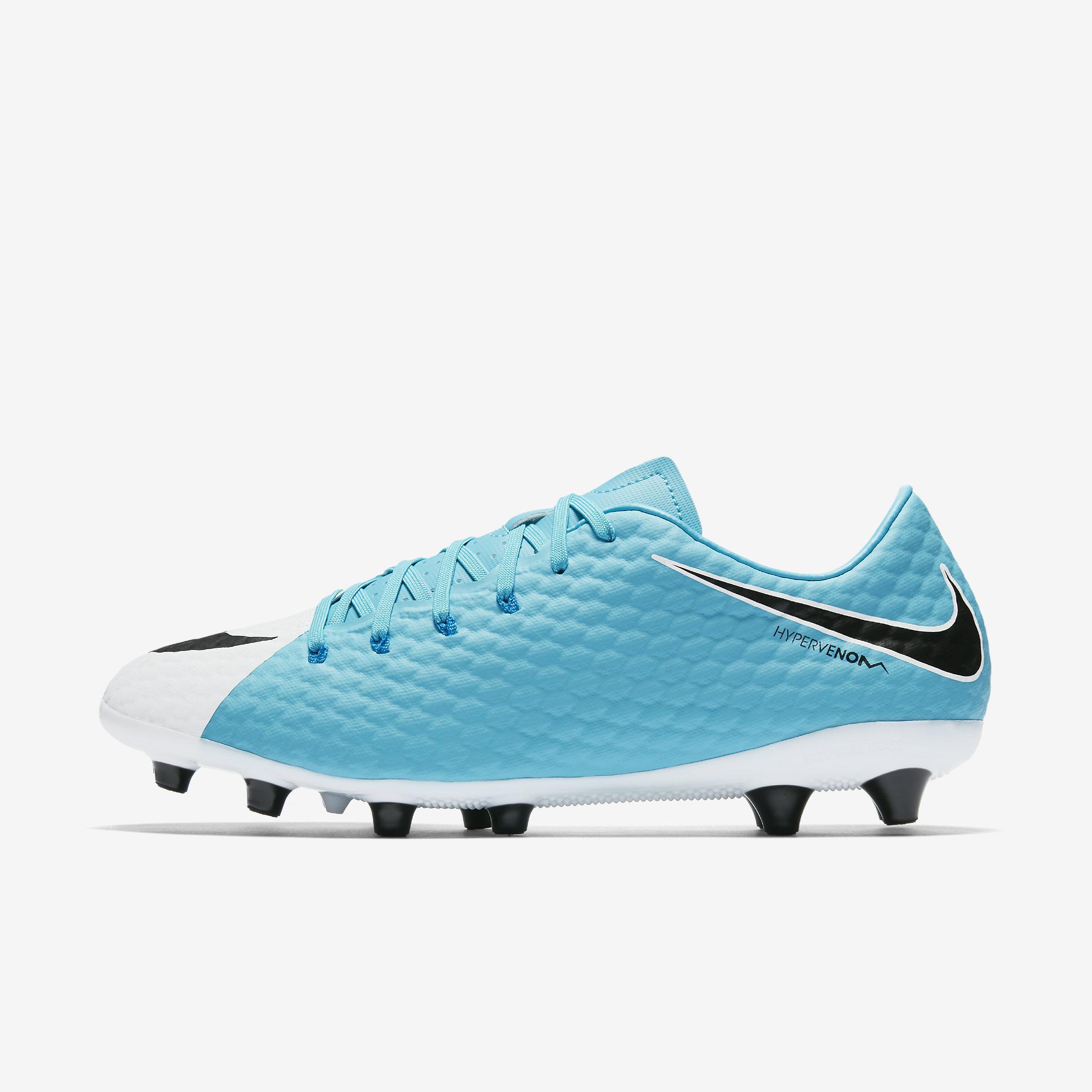 5452cb0616fa Nike Hypervenom Phelon 3 Ag-pro in Blue for Men - Lyst