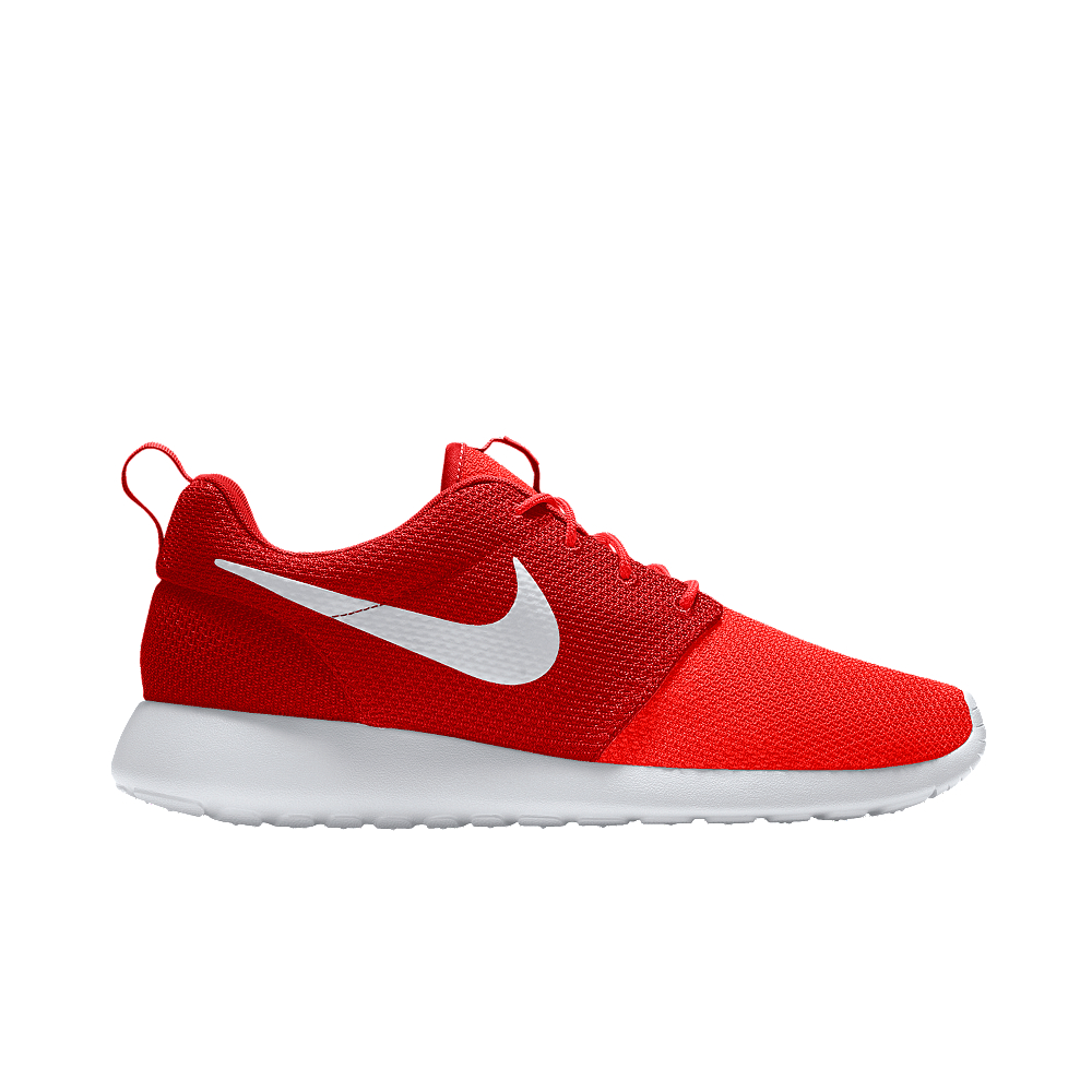 Elegant Cheap Nike Roshe Run Womens Shoes For Sale Breathable For Summer Red