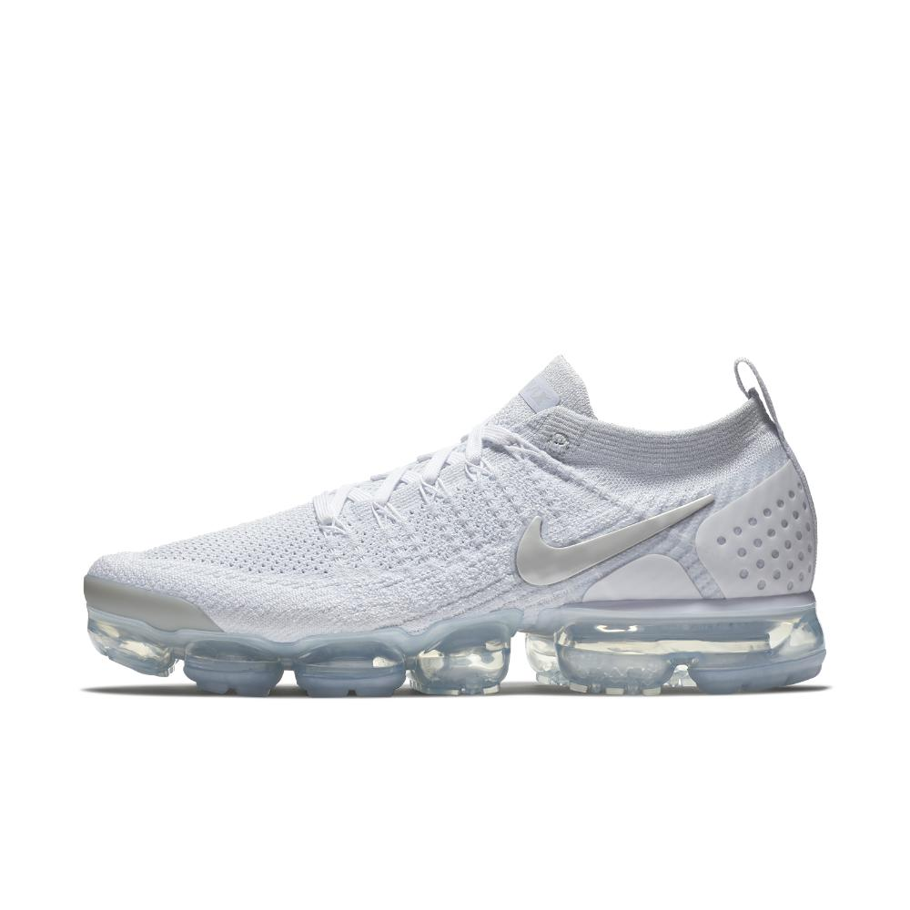 6256ff55b5a7 Lyst - Nike Air Vapormax Flyknit 2 Men s Running Shoe in Gray for Men