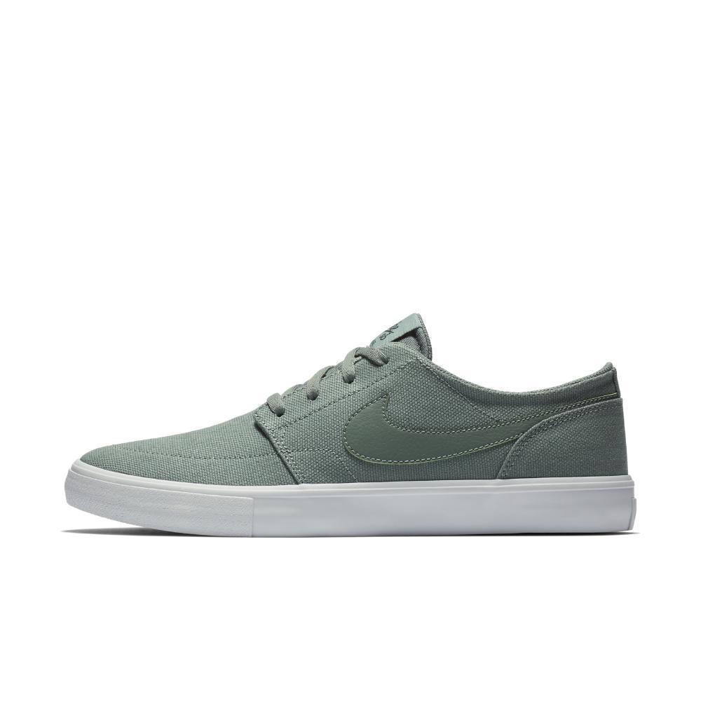98b5478e6b5d Nike. Green Sb Zoom Blazer Low Canvas Deconstructed Men s Skateboarding Shoe