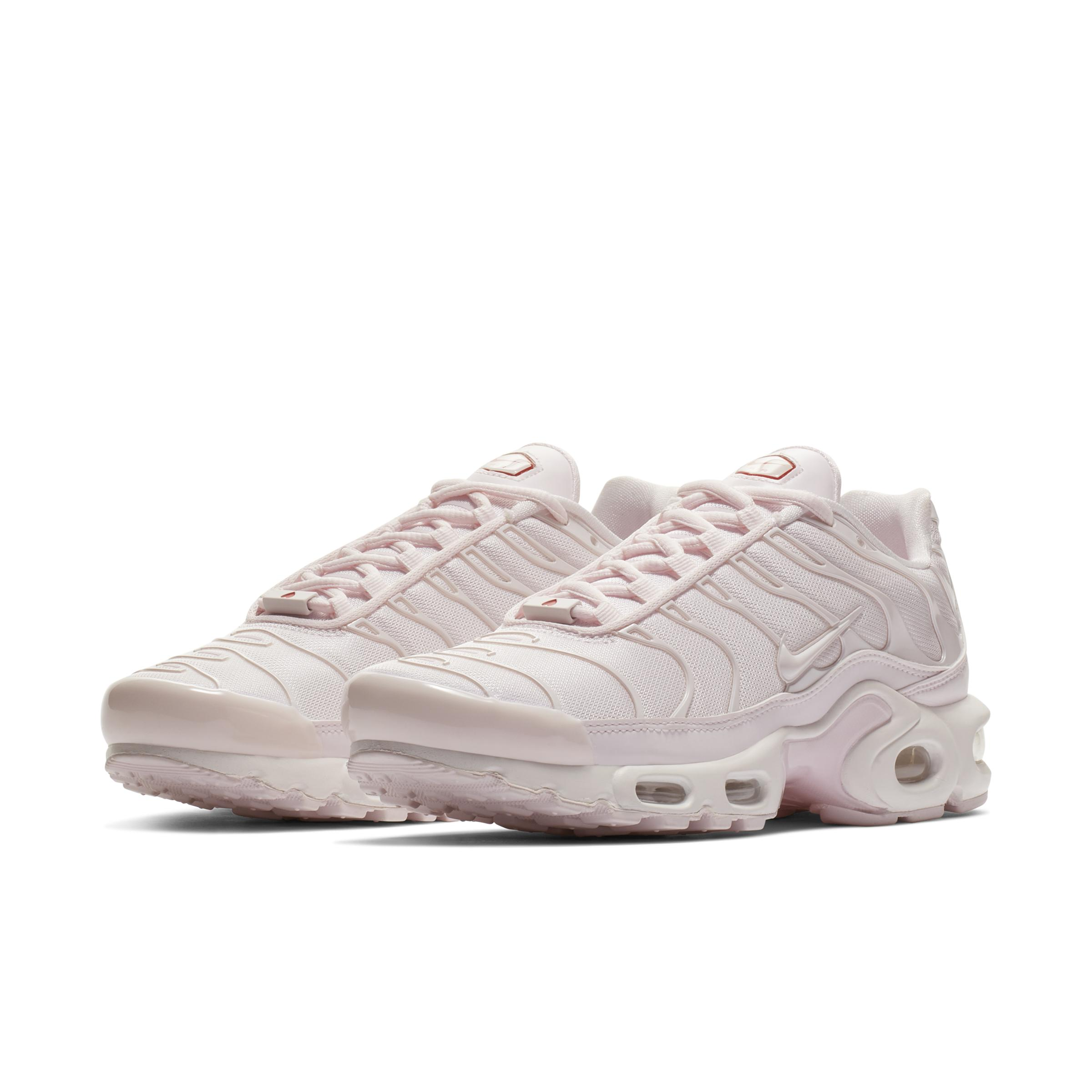 Nike Synthetik Air Max Plus TN SE Damenschuh in Pink Lyst