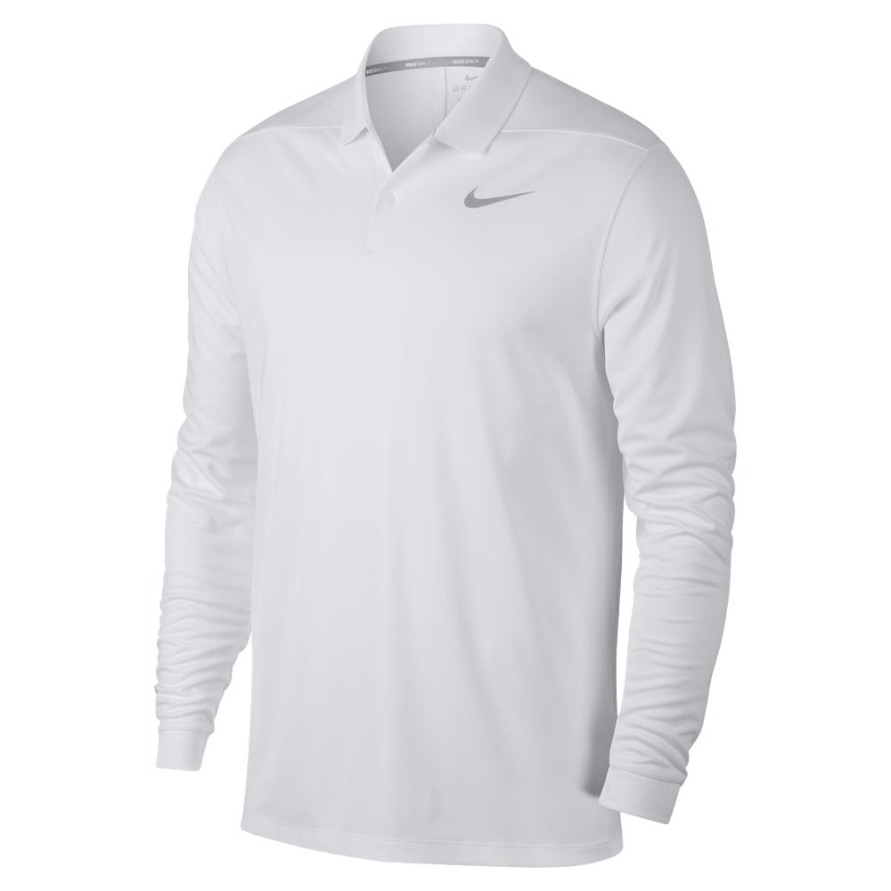 Lyst Nike Dry Victory Mens Long Sleeve Standard Fit Golf Polo