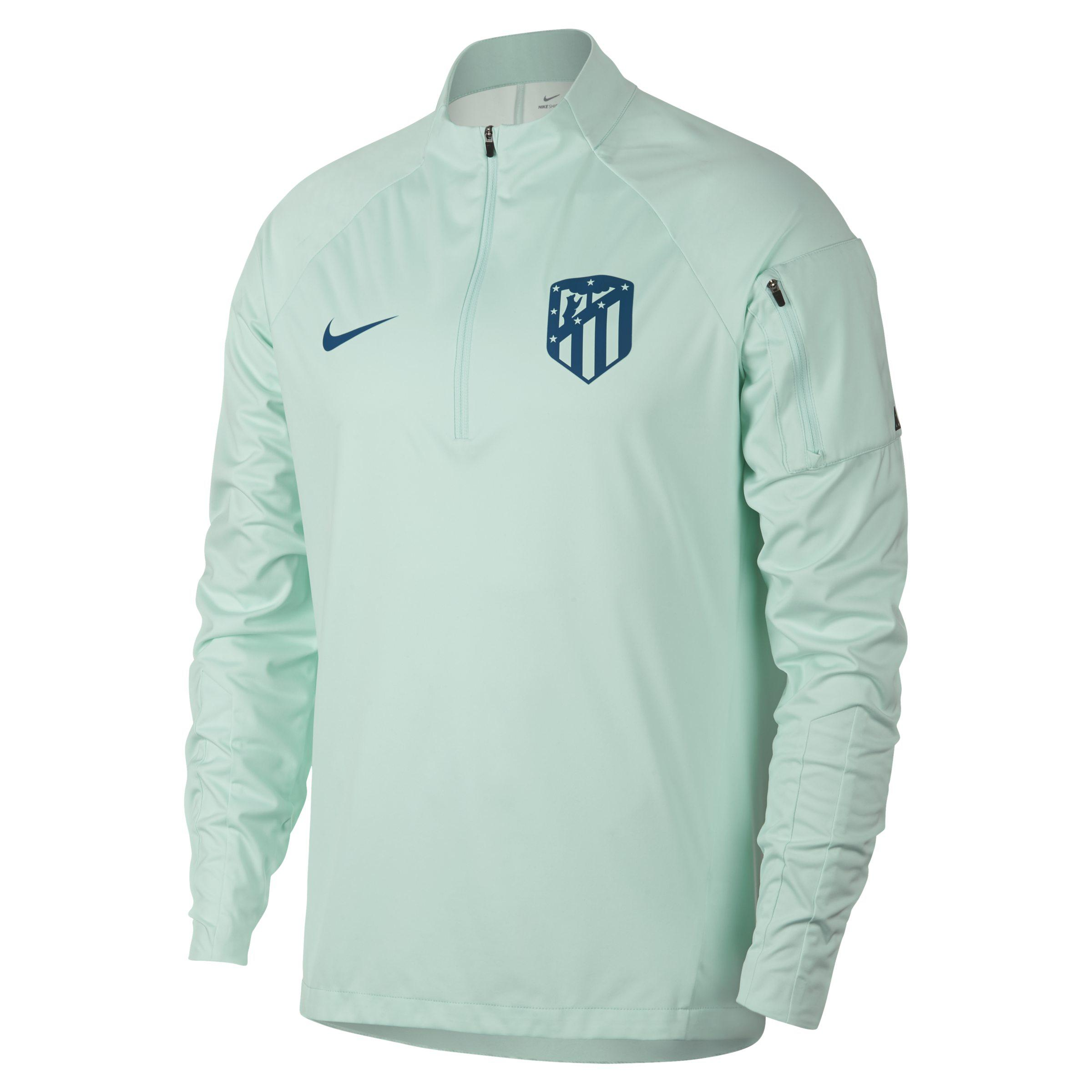 db18cb92b Nike - Green Atlético De Madrid Shield Squad Football Drill Top for Men -  Lyst