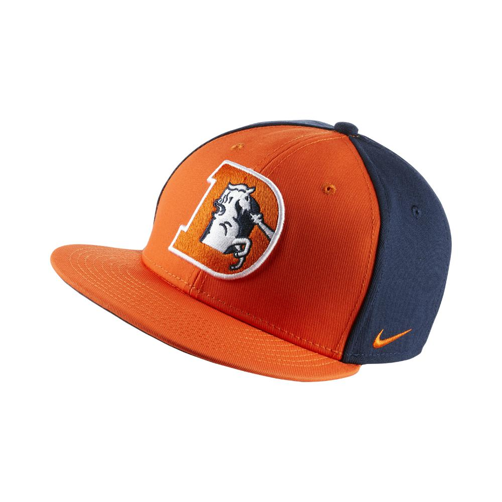 Lyst - Nike Energy Xc True (nfl Broncos) Adjustable Hat (orange) in ... c97f5ddb0
