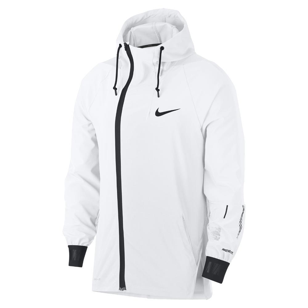 65ce558c569e Nike - White Flex Men s Training Jacket for Men - Lyst. View fullscreen