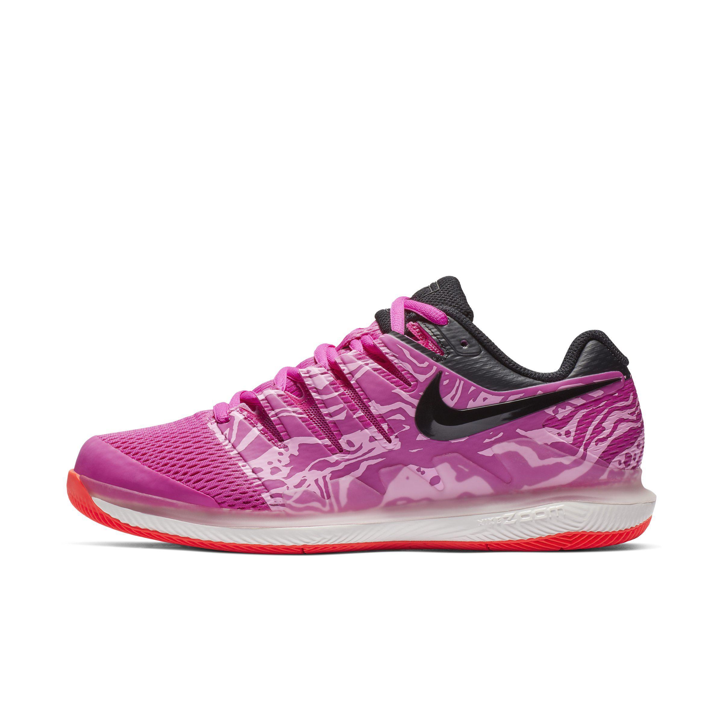 c8c3274e66e07 Nike Court Air Zoom Vapor X Hard Court Tennis Shoe in Purple - Lyst