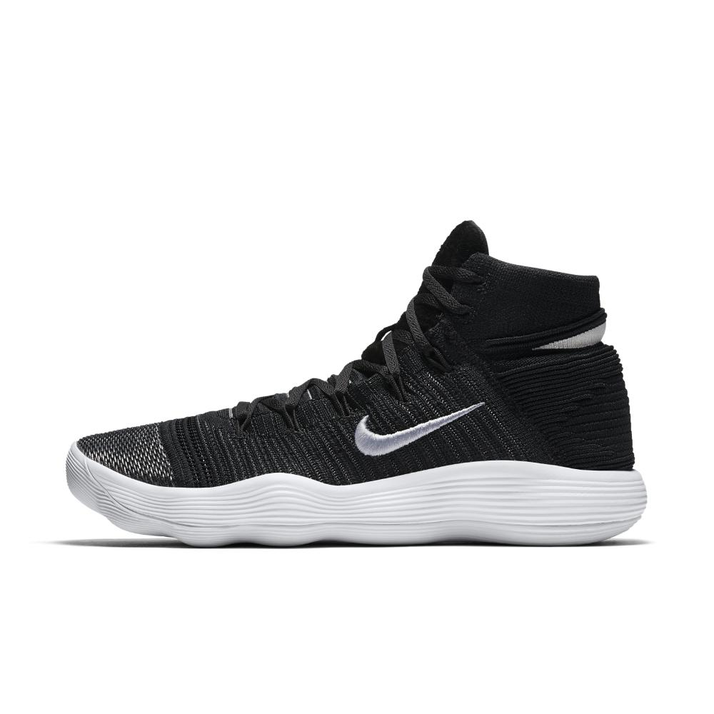 f76d52187459b Lyst - Nike React Hyperdunk 2017 Flyknit Men s Basketball Shoe in ...