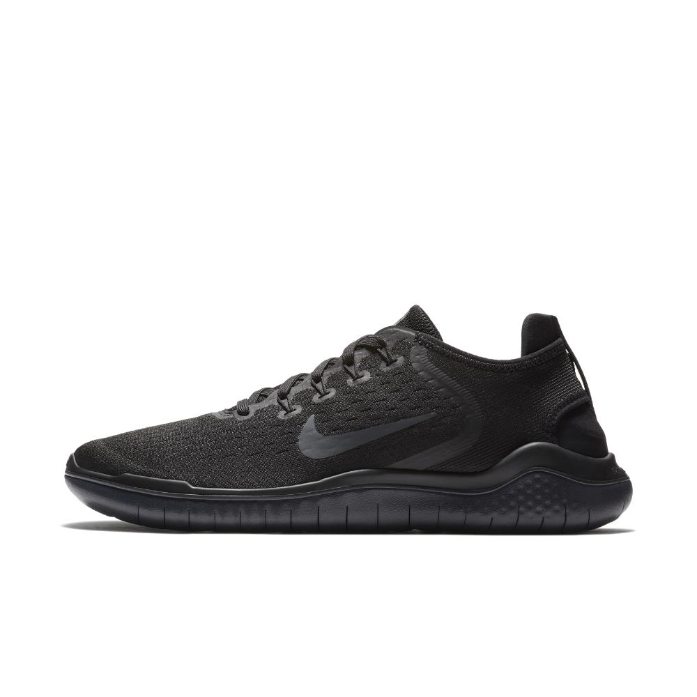615cf78ac038b Lyst - Nike Free Rn 2018 Men s Running Shoe in Black for Men
