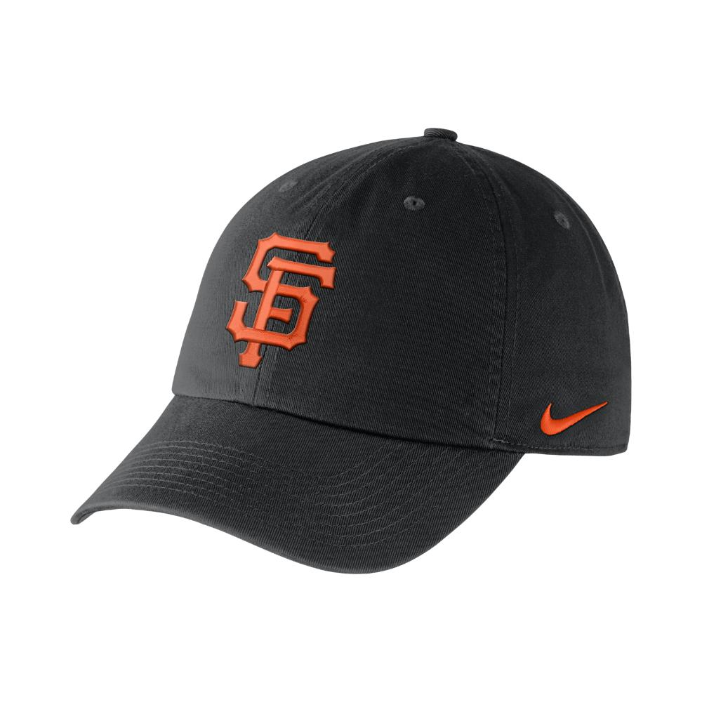 best website ed377 302f8 Nike. Men s Heritage 86 Stadium (mlb Giants) Adjustable Hat ...