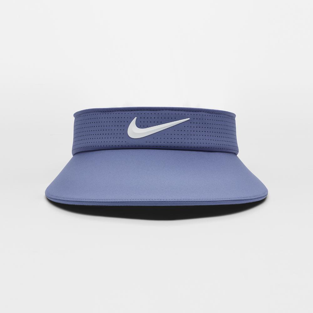 5700bacad2fe2 Lyst - Nike Aerobill Big Bill Women s Golf Visor (purple ...