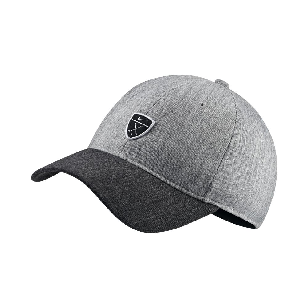 4313c289a4e Lyst - Nike Dri-fit Heritage86 Adjustable Golf Hat (grey) in Gray ...