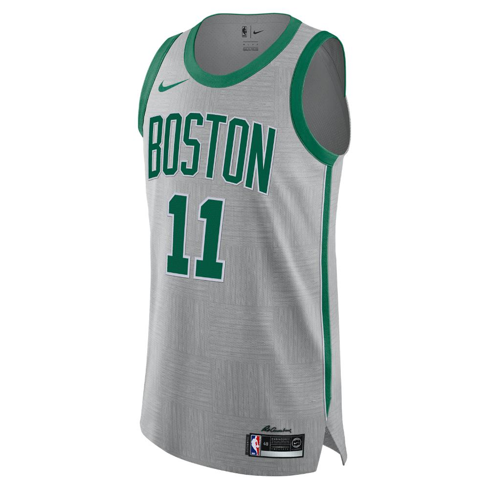 Lyst - Nike Kyrie Irving City Edition Authentic Jersey (boston ... 5b0c806b6