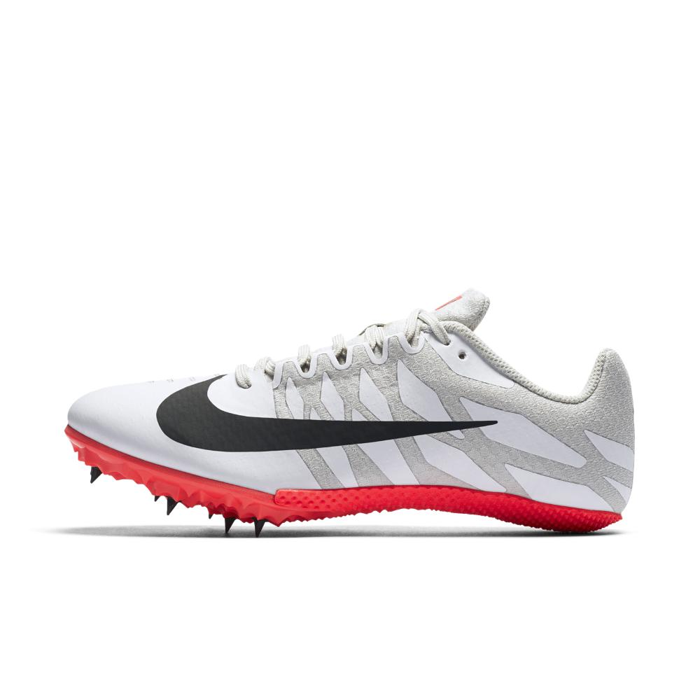 Lyst - Nike Zoom Rival S 9 Women s Track Spike in White e9ea74287