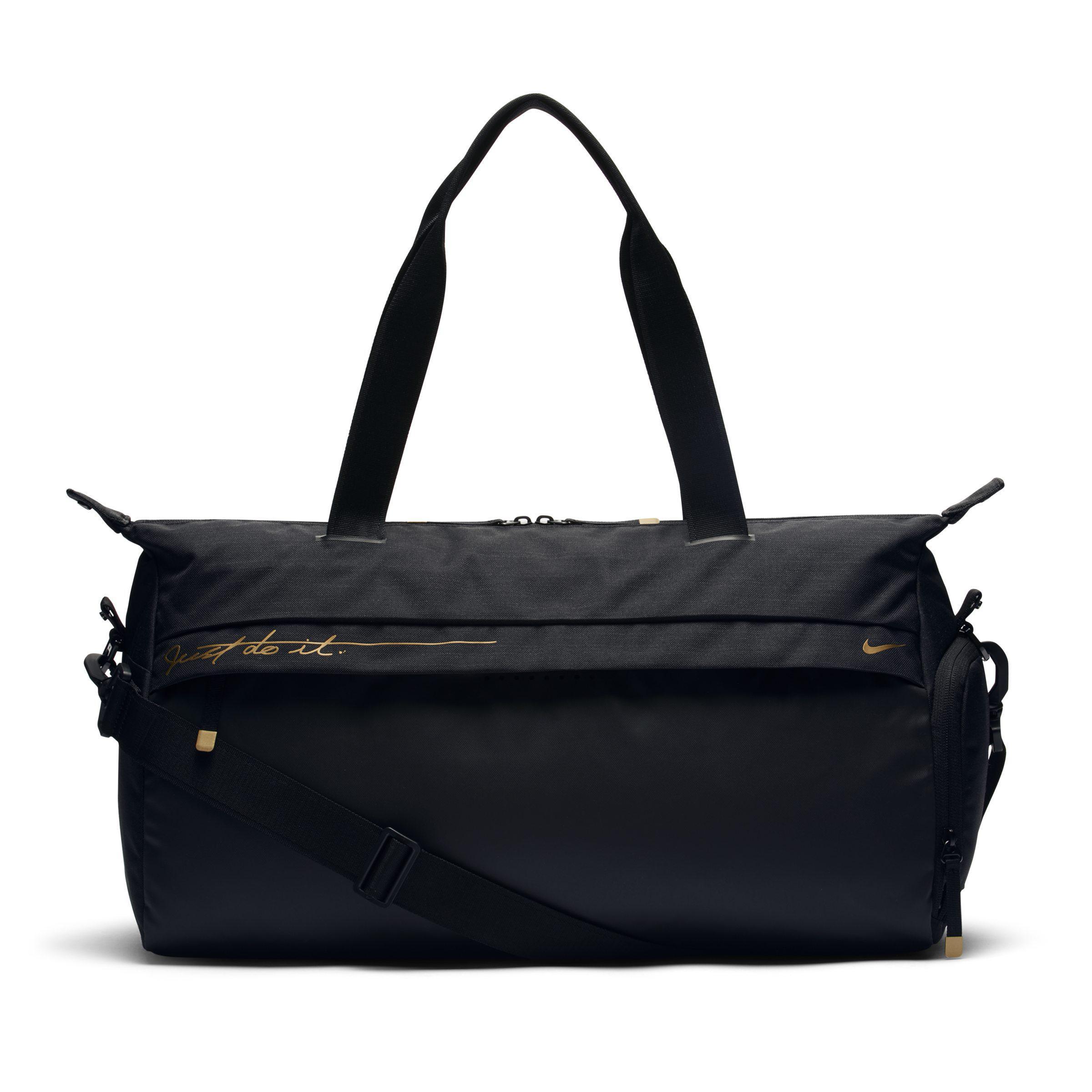 9fec191b4e Nike Radiate Graphic Training Club Bag in Black - Lyst