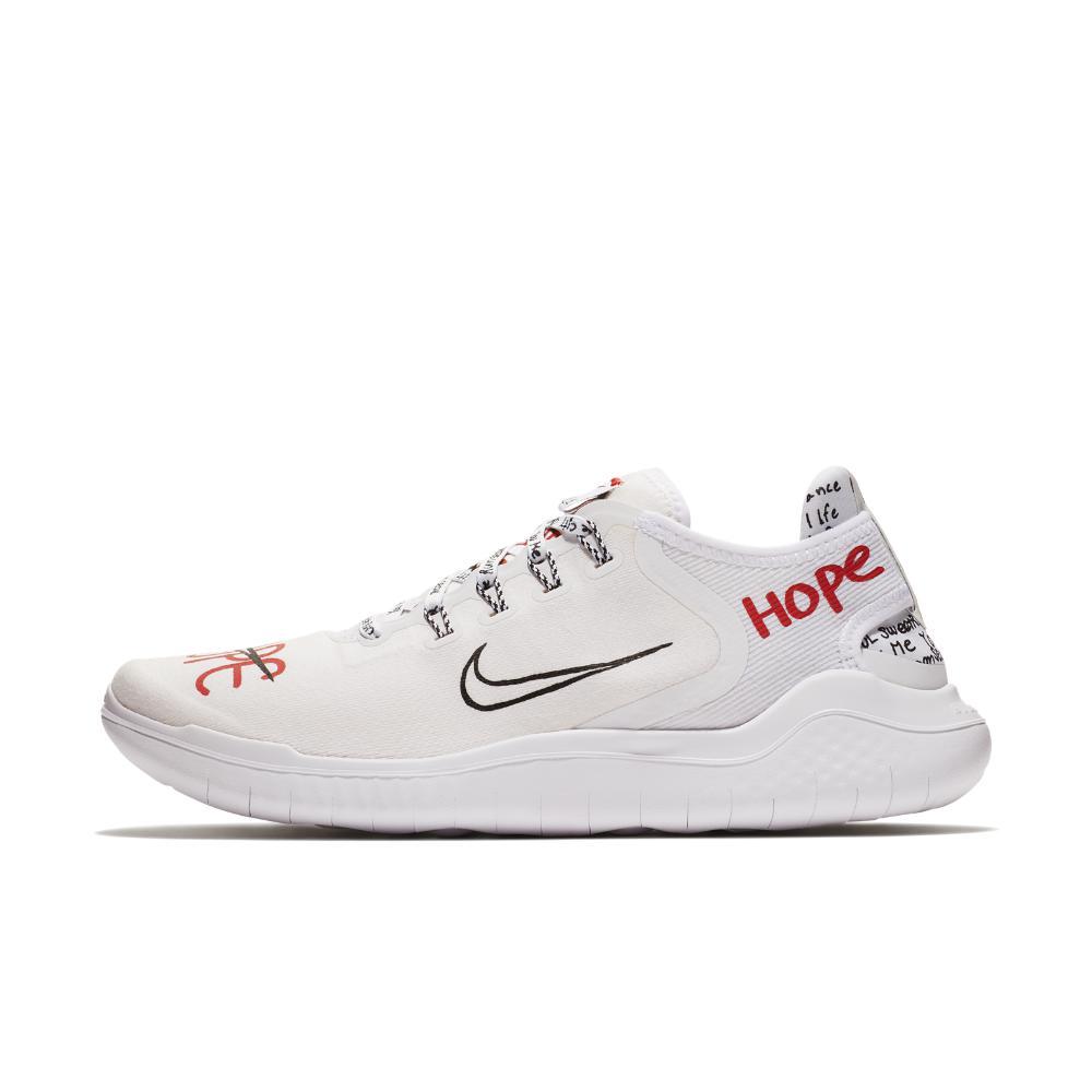12035c2ddc596 Lyst - Nike X Novo Free Rn 2018 T-shirt For Your Feet Women s ...